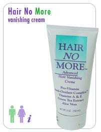 Hair No More - Crema