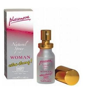 Hot Woman Spray cu Feromoni Extra Strong 10 ml