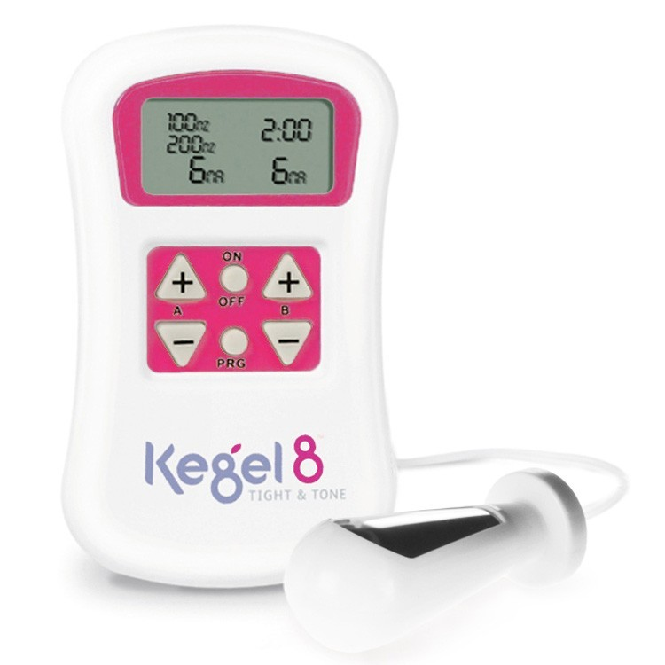 Kegel 8 Tight and tone - dispozitiv medical pentru un tonus muscular fortifiat