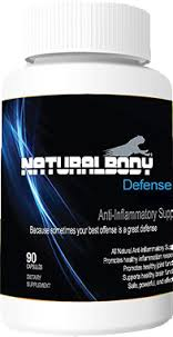 Natural Body Defense Anti-Inflammatory Support