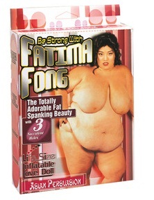 Papusa Gonflabila Fatima Fong Inflatable Doll