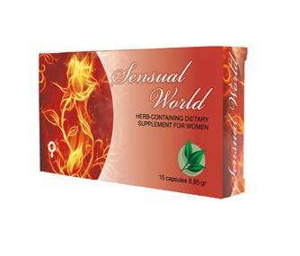 Sensual world for women