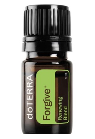 DoTerra ulei esential aromaterapie forgive, emotional, doTERRA, 5ml + recipient roll-on + eBook doTERRA