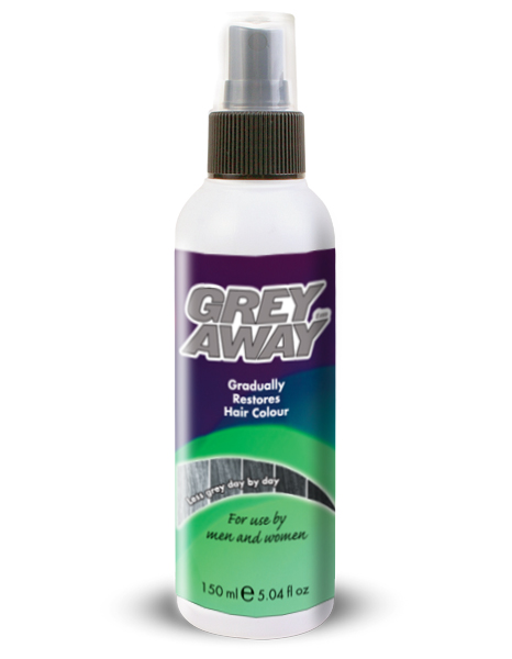 Grey Away spray for blending away grey hair -150ml