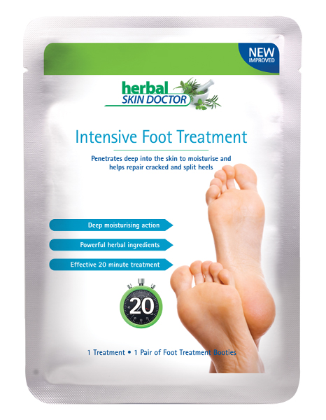 Intensive Foot Treatment
