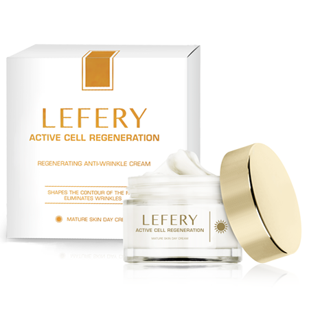 LEFERY Active crema de zi anti-imbatranire 50ml