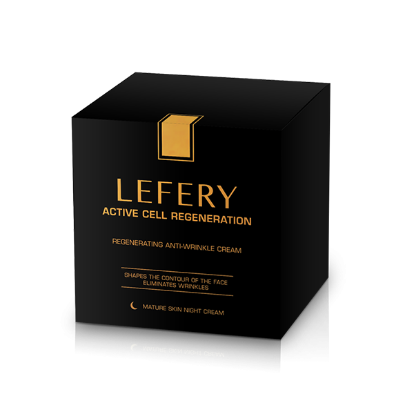LEFERY Active crema de noapte anti-imbatranire 50ml