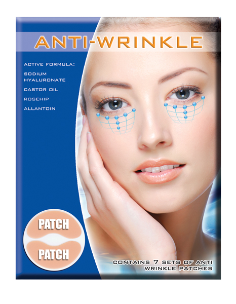 Anti-Wrinkle Skin Patches