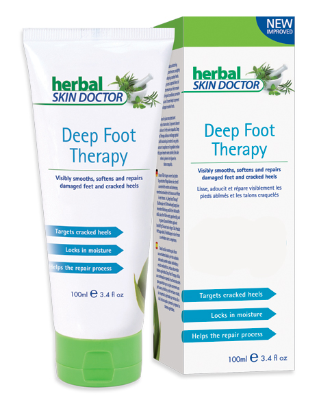 Herbal Skin Doctor Deep Foot Therapy