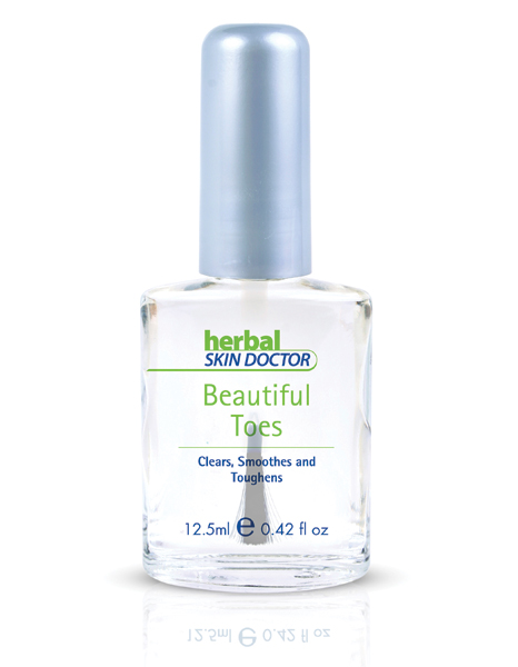 Herbal Skin Doctor Beautiful Toes